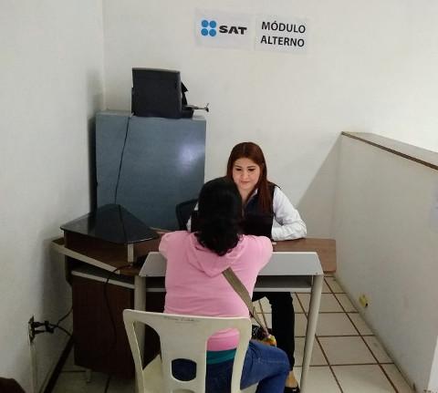 Abre Módulo Del Sat En Presidencia Municipal Tuxpan Veracruz